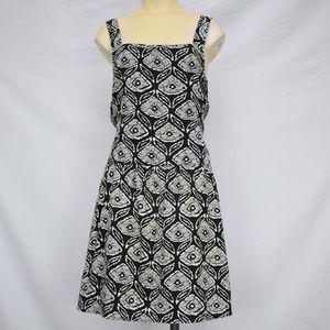 Band of Gypsies | Geometric Apron Style Dress XL